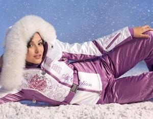 Зимние костюмы для женщин