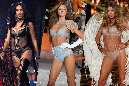 Victoria's Secret 7 «ангелов», которые вошли в историю