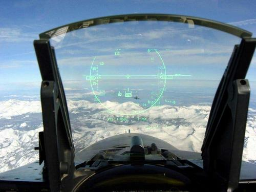 air fighter head up display