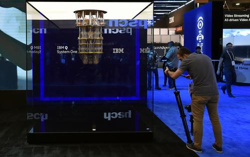 Квантовые компьютеры, IBM против D-Wave