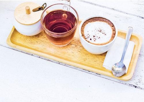 Ошибка №2: вы полностью отказываетесь от кофе и чая