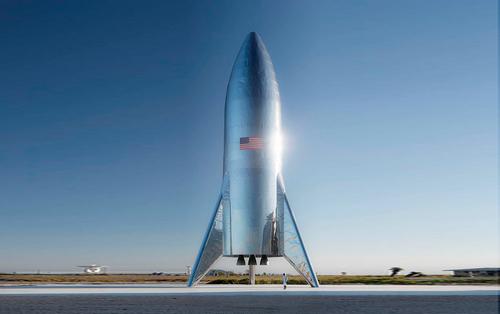 Корабль Starhopper, Илона Маска, не полетит в космос