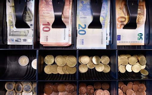Закат европейской валюты