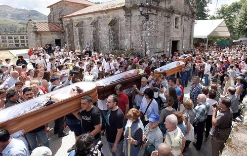 Фестиваль «живых мертвецов»