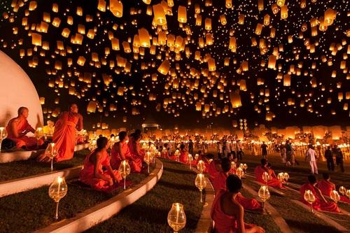 Необычные фестивали мира