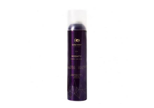 Лак-спрей надежной фиксации Mighty Forming Hair Spray, Greymy