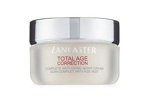 Антивозрастной ночной крем Total Age Correction Complete Retinol-In-Oil Night Cream & Glow Amplifier, Lancaster