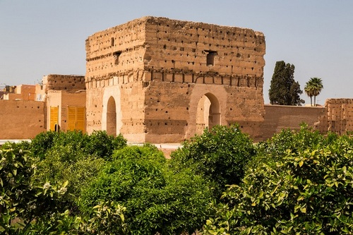 Имперский город Марракеш