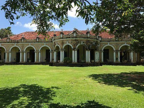 Замок Ричмонд в Калутаре, Шри-Ланка