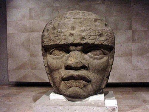 Халапа. Музей Антропологии