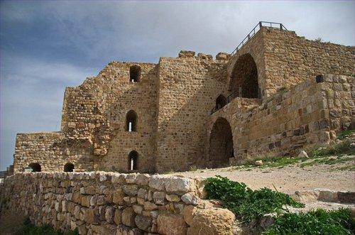 Иордания. Замок Керак