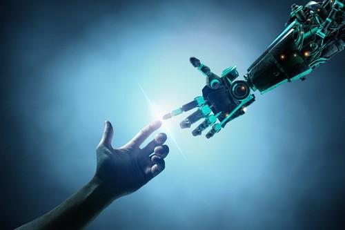 Будущее на пороге и человек VS робот