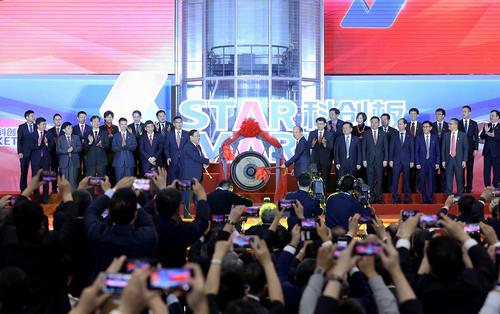 В Шанхае запустили биржу-конкурента NASDAQ