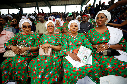 REUTERS / Afolabi Sotunde