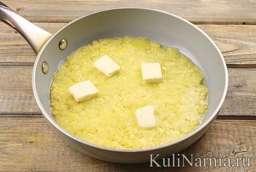Как приготовить картофель решти