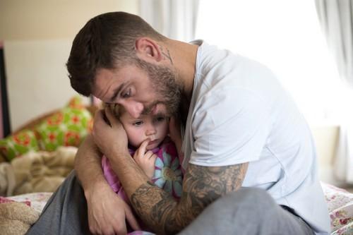 «Не хочу жить с дочерью партнера»
