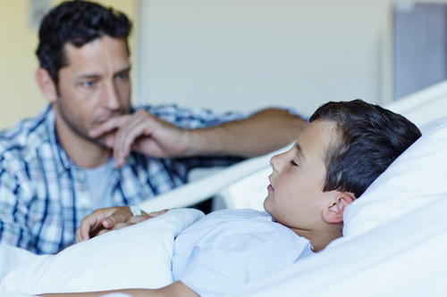 Больной ребенок: почему отцы уходят?