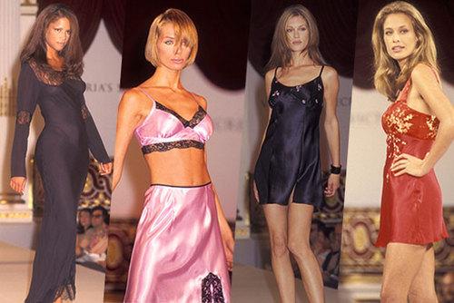 Как сейчас выглядят модели первого шоу Victoria's Secret?