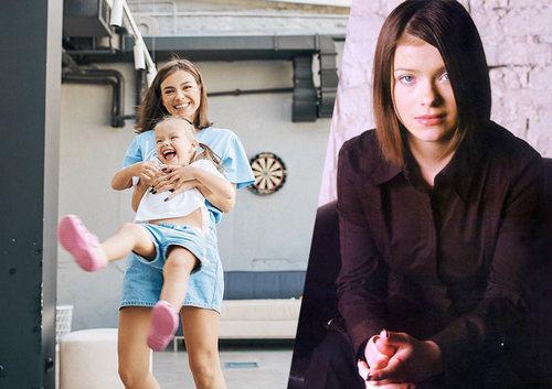 Александра – дочь Лены Темниковой