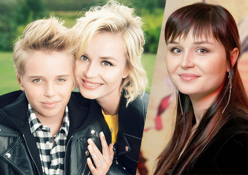 Андрей – сын Полины Гагариной