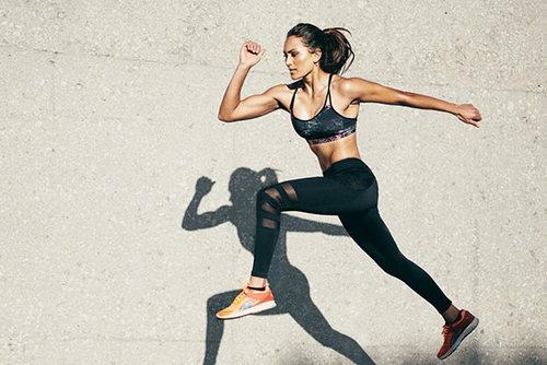 5 эффективных упражнений, Сжечь калории