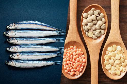 10 продуктов с высоким содержанием белка