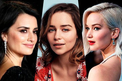 7 самых красивых актрис Голливуда