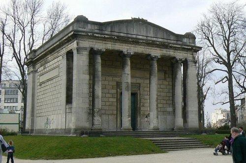 Брюссель. Храм Человеческих Страстей