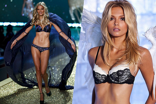 Катя Доманькова — о бьюти-секретах моделей Victoria's Secret
