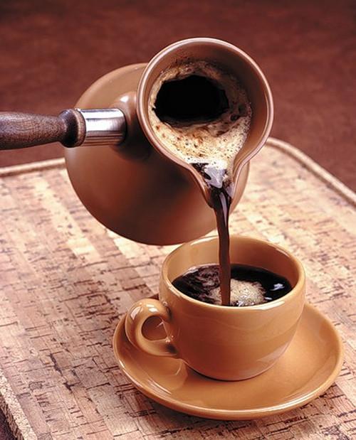 Секреты приготовления кофе в турке