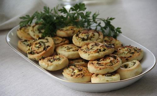 Печенье из козьего сыра