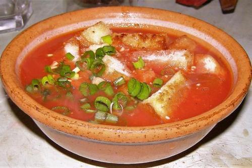 Томатный суп, по лучшим рецептам