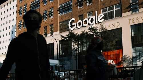 Власти США подали иск против Google