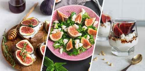 Тосты, салат, паста и десерт: легкие рецепты с инжиром