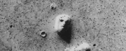 Видите ли вы лицо на Луне? Или что такое парейдолия