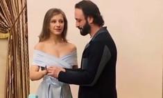 В канун нового года Арзамасова опубликовала видео в свадебном платье